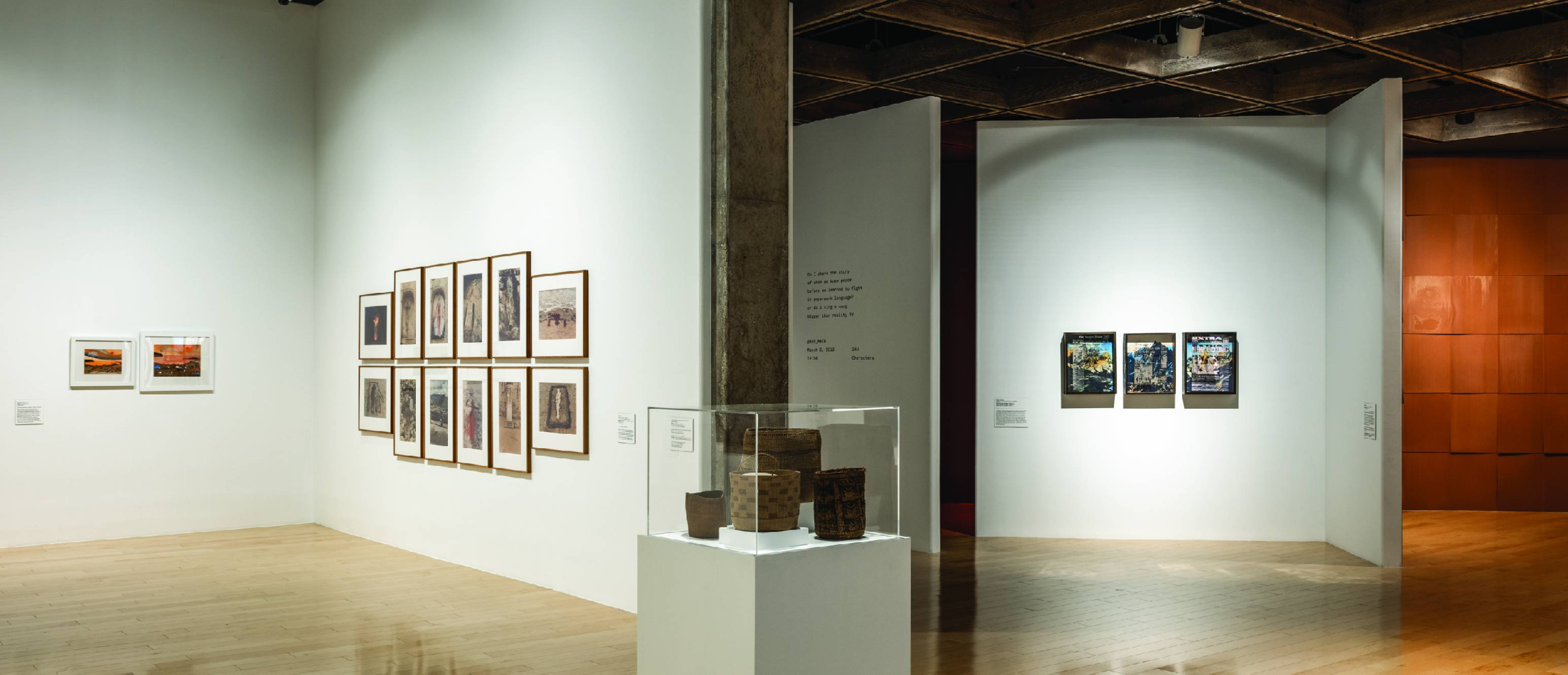 Unsettled Exhibition Picture
