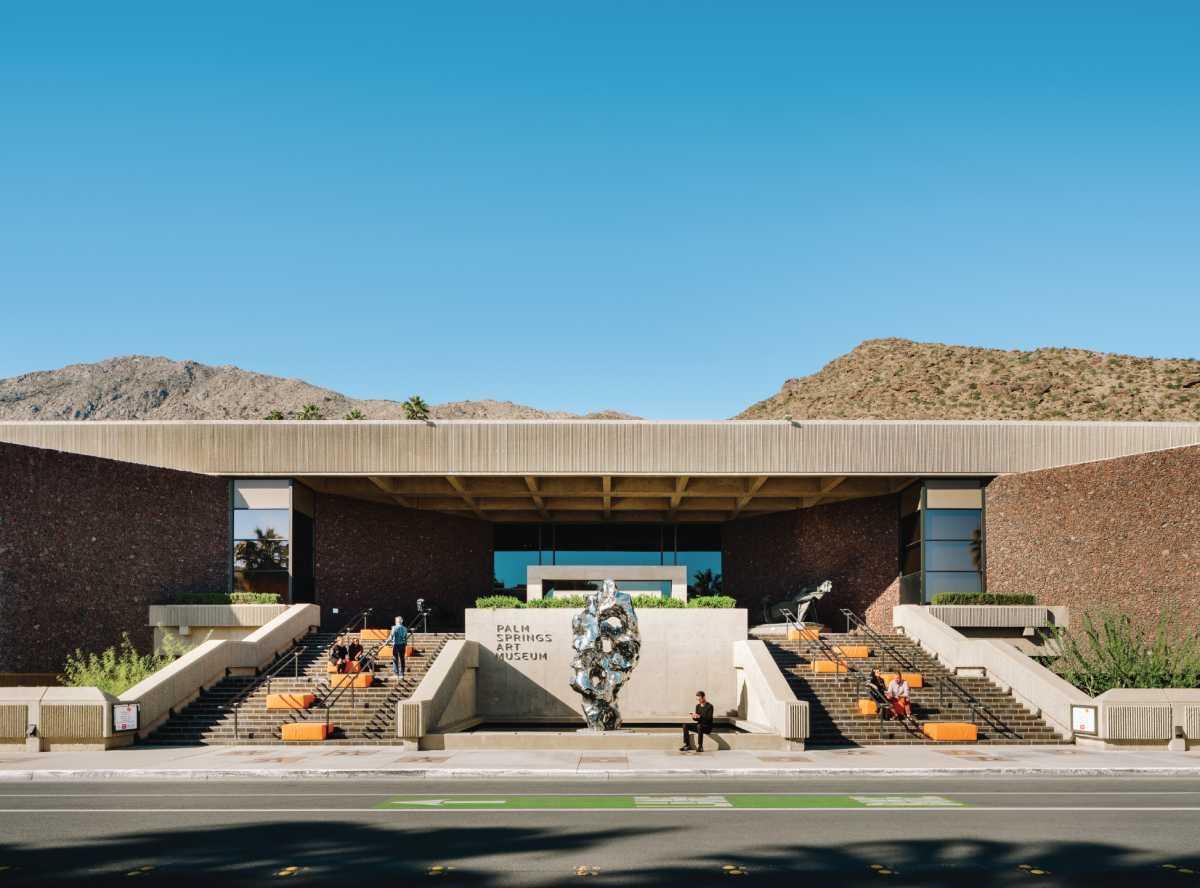 Image of Palm Springs Art Museum.
