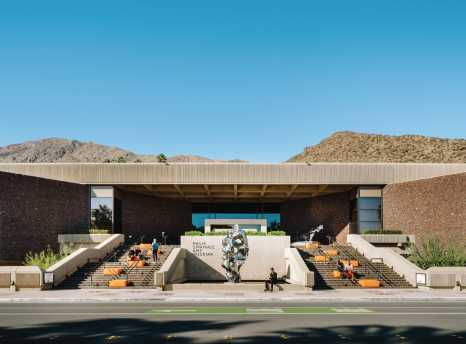 Palm Springs Art Museum location photo