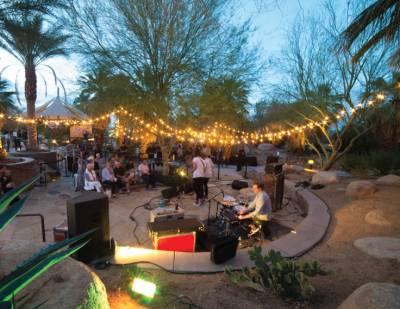 Faye Sarkwosky Sculpture Garden event