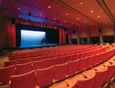 Annenberg Theater at Palm Springs Art Museum