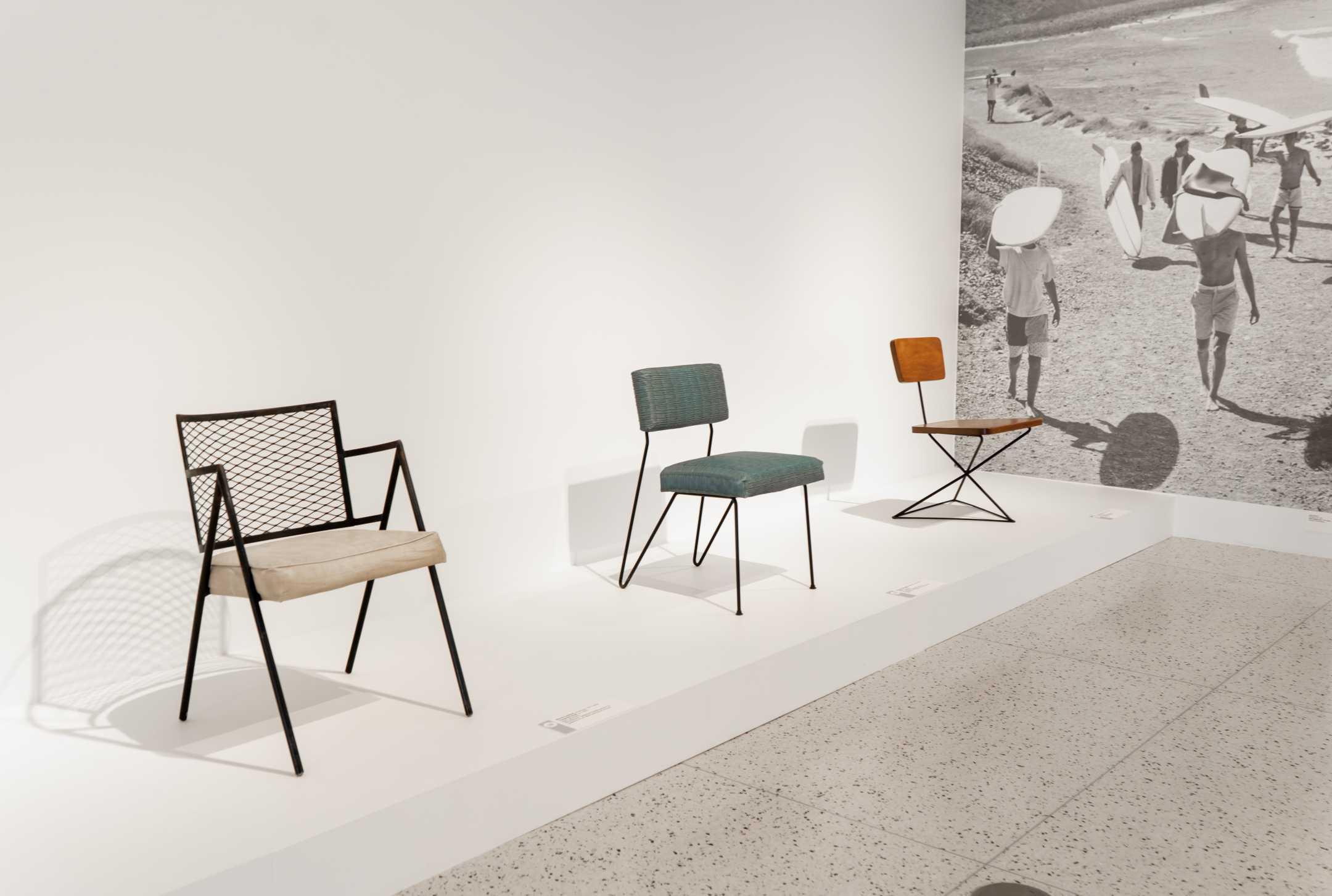 Modern Chair exhibition piece