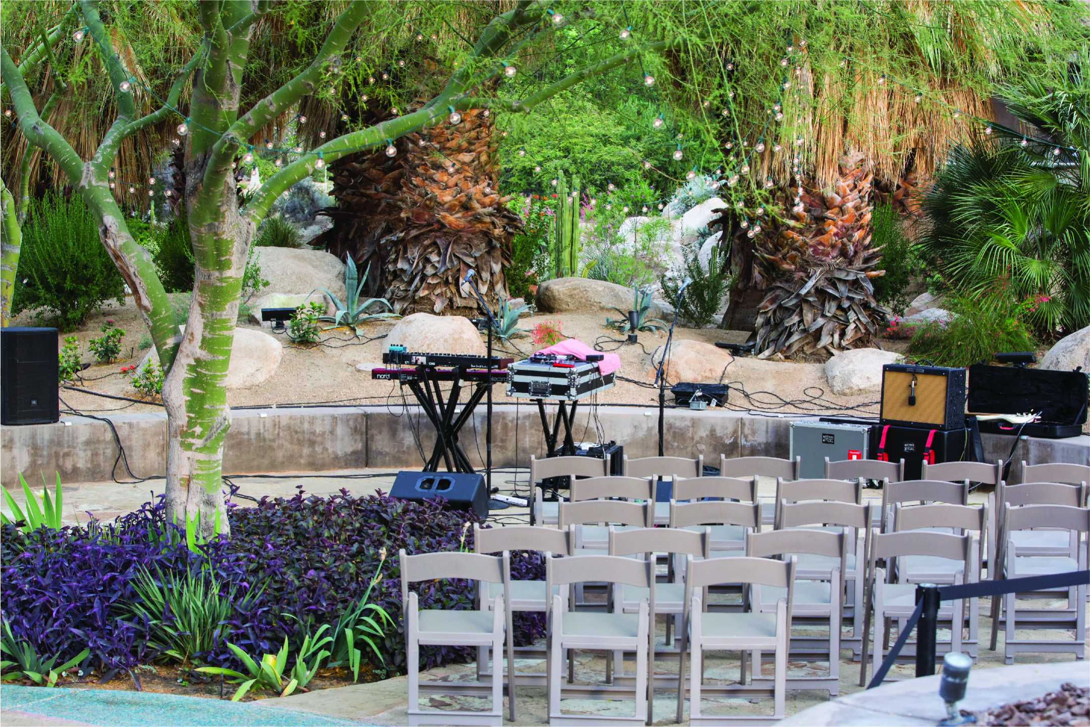 Venue rental at the Palm Springs Art Museum