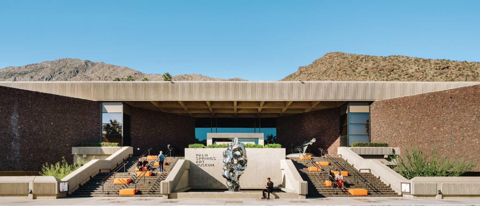 Palm springs art museum home