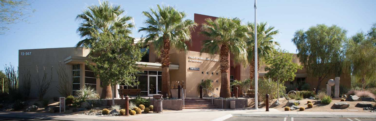 Palm Springs Art Museum in Palm Desert location photo