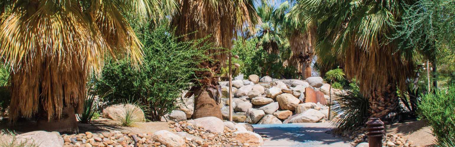 Image of Palm Springs Art Museum in Palm Desert.