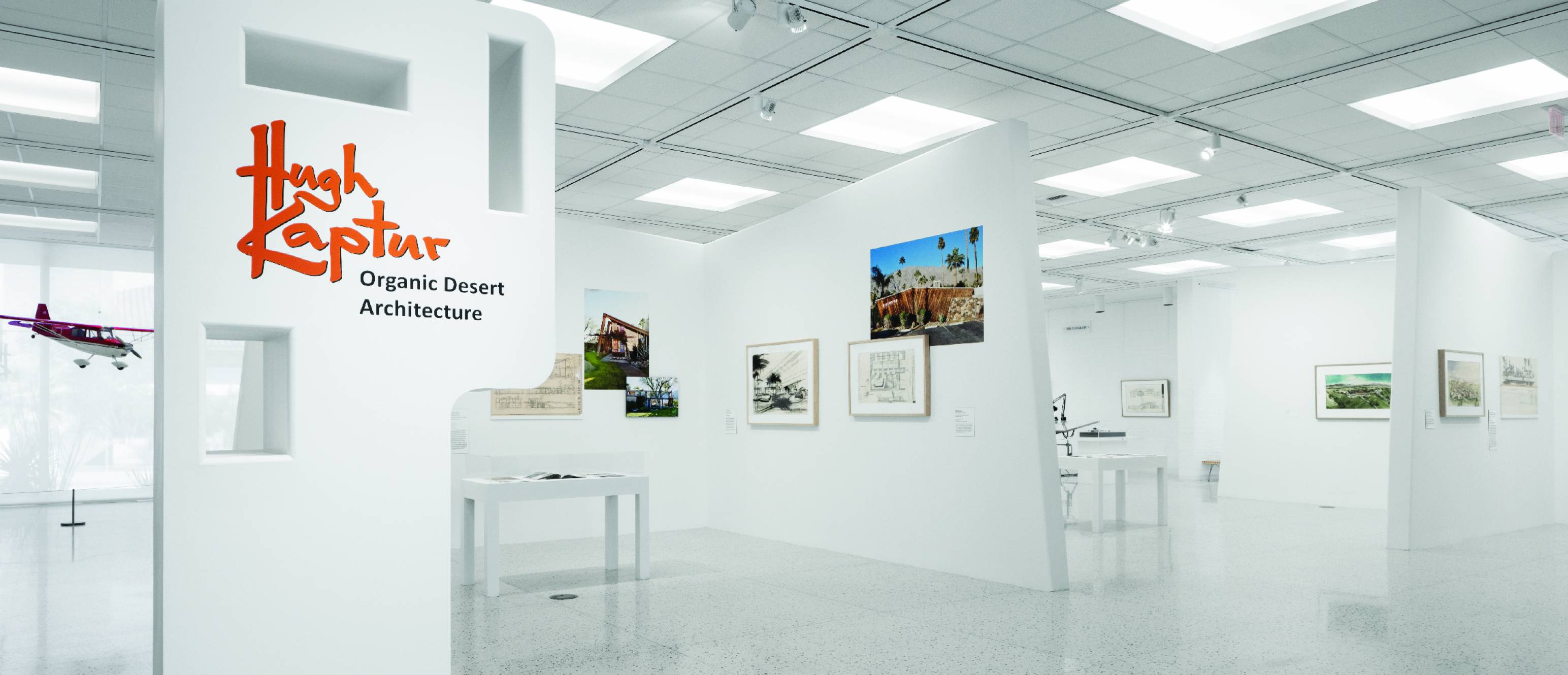 Hugh Kaptur Exhibition picture
